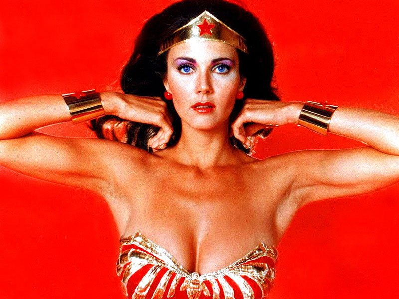 Lynda Carter - Wonder Woman