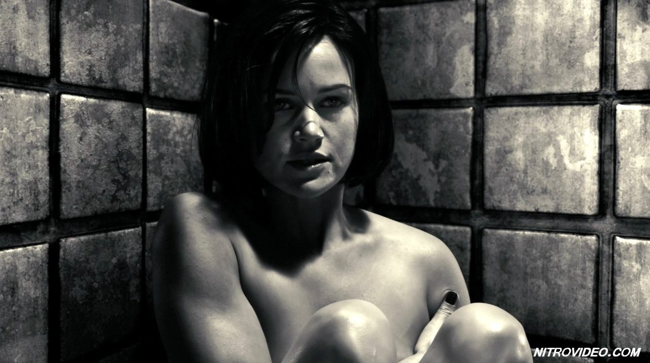 Carla Gugino - Lucille of Sin City