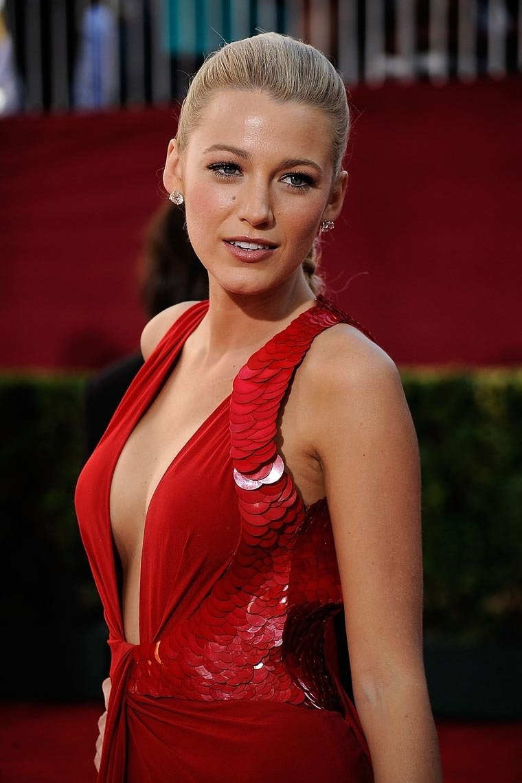 Blake Lively Red Carpet