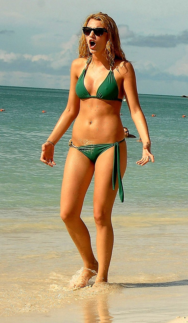 Blake Lively Swimsuit