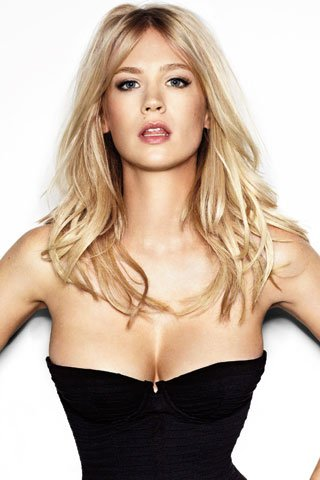 January Jones Sexy Picture