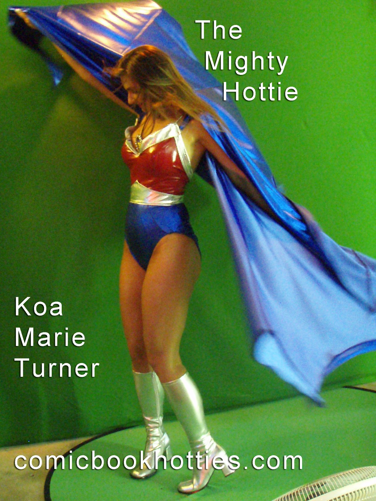 The Mighty Hottie Koa-Marie Turner