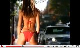 Serinda Swan Video - Serinda Swan - Red Bikini