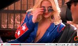 Drew Barrymore Video - Drew Barrymore in Low-Cut Jumpsuit