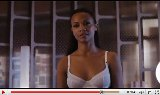 Zoe Saldana Video - STAR TREK: Zoe Saldana Strip