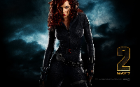 Scarlett Johansson Black Widow Wallpaper