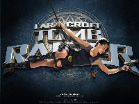 Angelina Jolie - Lara Croft Tomb Raider Wallpaper