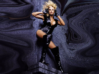 Pamela Anderson Wallpaper - Barb Wire