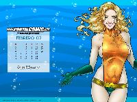 Aquawoman Wallpaper